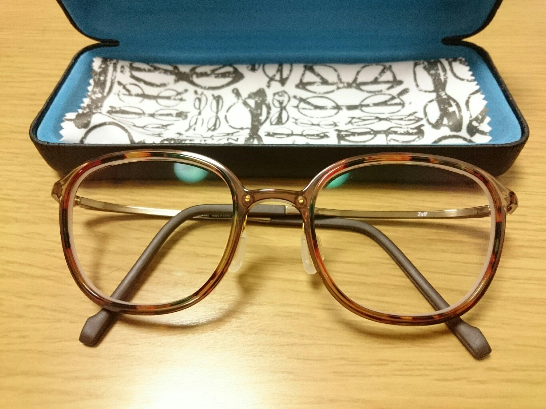 軽いメガネ