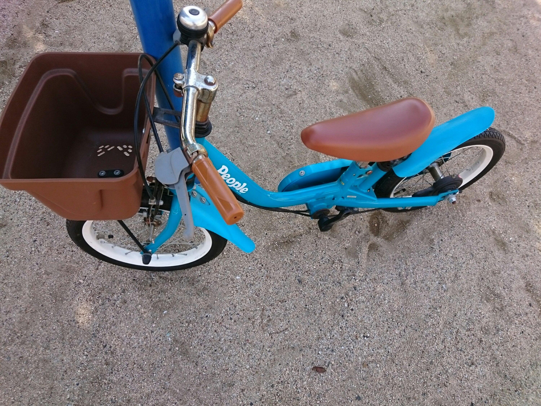 ピープルいきなり自転車