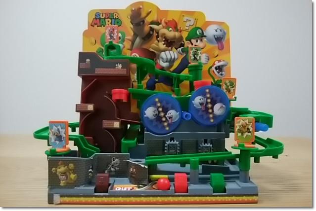 スーパーマリオのおもちゃ『大冒険ゲームDX』レポ!口コミ通り難易度は高めだった